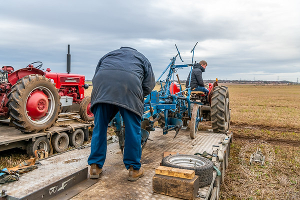 South Yorkshire Ploughing Match  07.03.2020