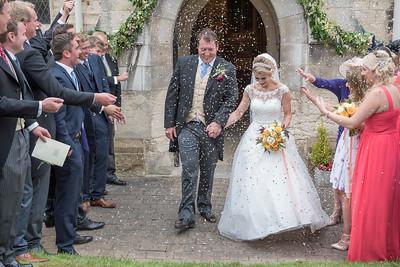 Becky & Jonny Wedding 24th June 2017 - Previews