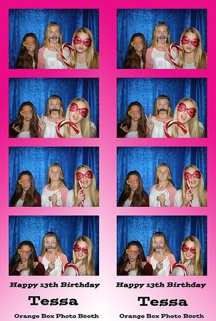 Tessa's 13th Birthday Party