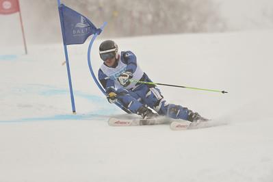 Ski Universitaire 1 Mars Mont-Tremblant  - GS