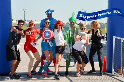 Superhero 5k 2015