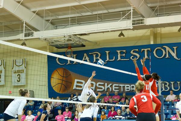 (T) Gardner Webb at CSU Volleyball