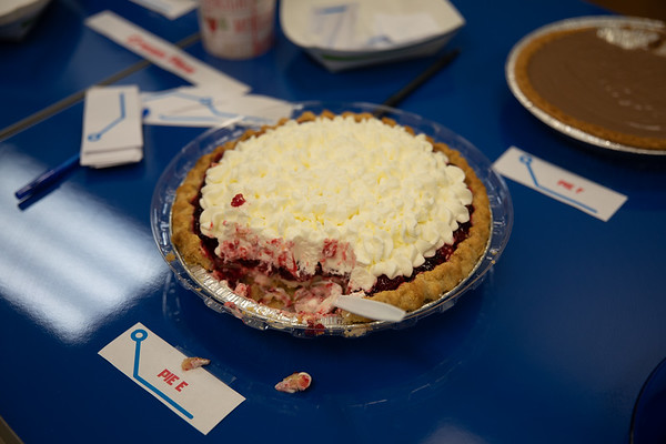 12-13-19 Pie Judging Competition