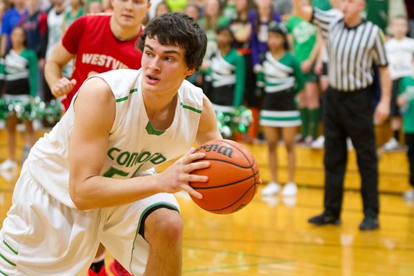 Westview vs. Concord boys basketball