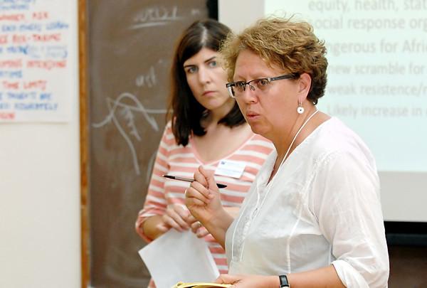 WUN Scenario Planning Retreat 2011