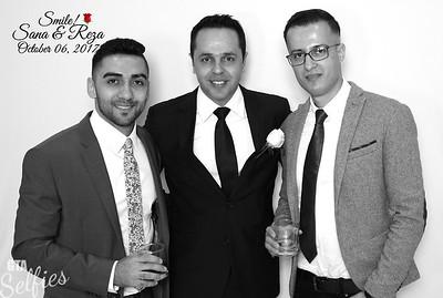 Sana and Reza Wedding Reception