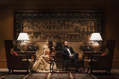 Radhika & Nimesh Reception