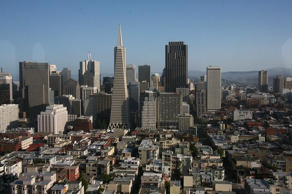 Coit Tower, San Francisco - May, 2009
