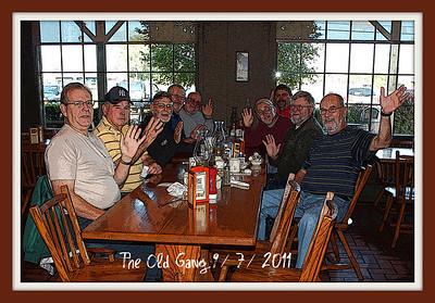Old Fart's Breakfast 9/7/2011