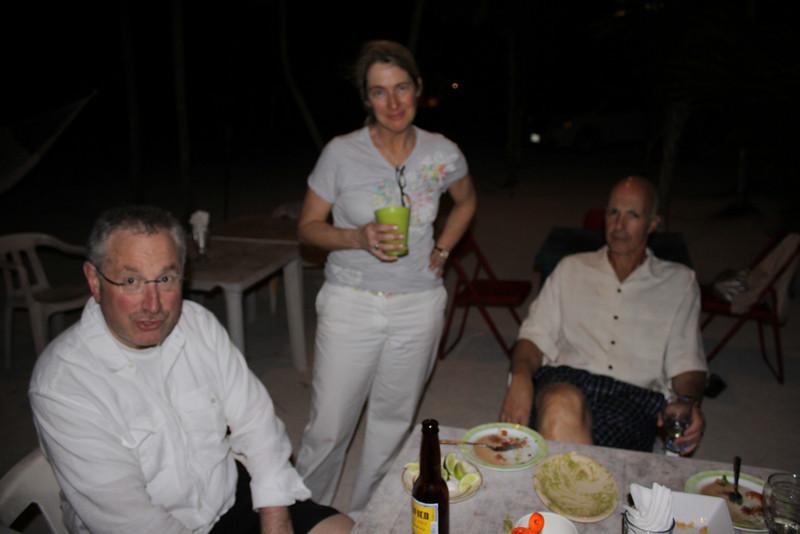 Joel, Leslie and Neal