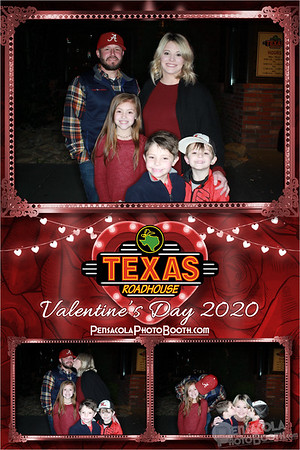 Texas Roadhouse Valentine's Day 2-14-20