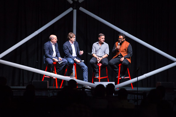 Summit Stage: The Coming Media Frontier or Something Entirely Different?