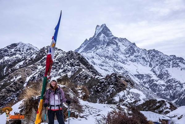 เนปาล ทริป   2 Mardi Himal