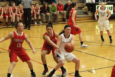 Girls Basketball vs. Yorkville