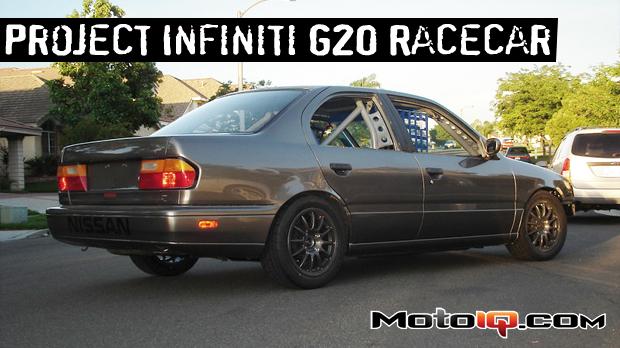 infiniti g20 racecar