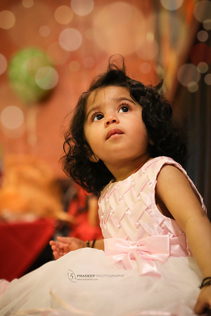 Peehu First Bday - Exclusive