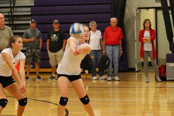 Volleyball Frosh vs. Plainwell - KCHS - 9/19/17