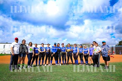 JV Softball 02-23-19