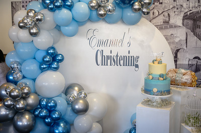 Emanuel's Christening