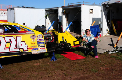 Red Clay In The Pits Oct-1-2016