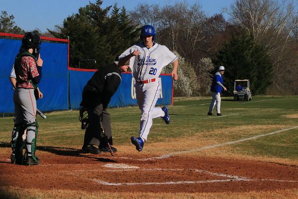 Prep Baseball vs St Michael the Archangel - Mar 27