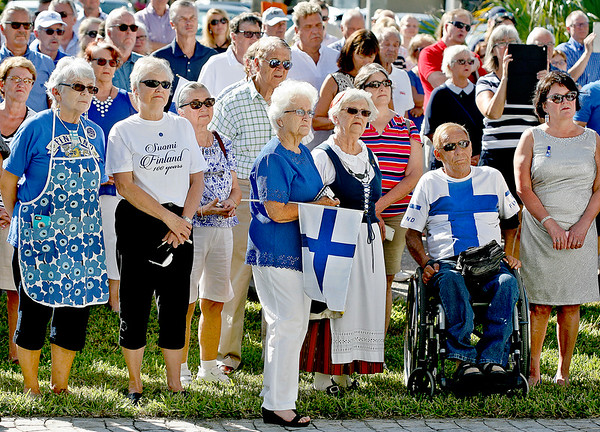 Finland 100 year Independence