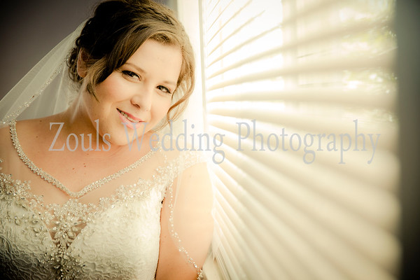 ZR Bride Getting Ready