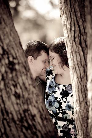 Rebecca and Brad