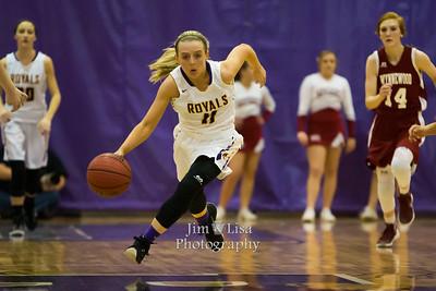 CCS Basketball (Varsity) vs. Wynnewood, January 10
