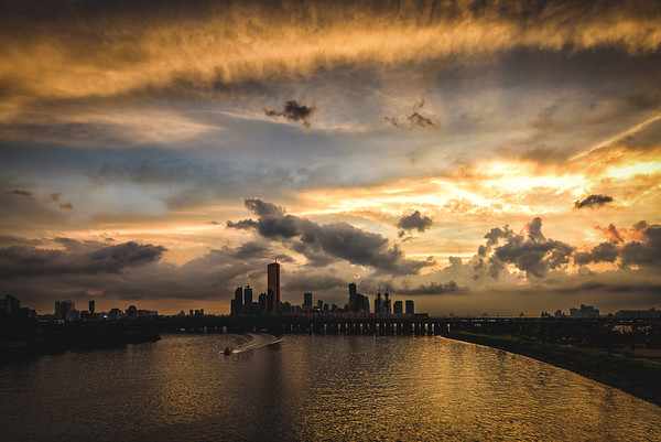Hangang River 2018