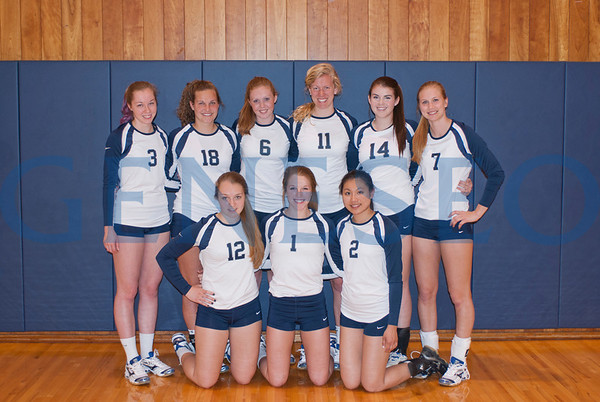 Women's Volleyball Team Photos (Photos by BB)