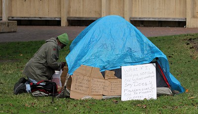 Occupy Richmond 10-22-2011