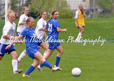 Lampeter-Strasburg Varsity Girl's Soccer (Total 2011 Season)