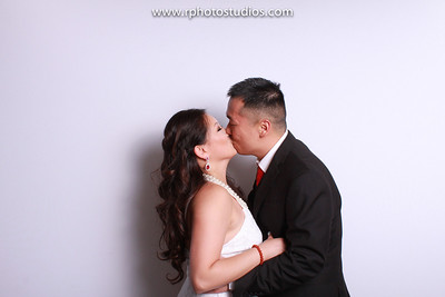 Diane & Chun 3.9.14 Wedding PhotoBooth