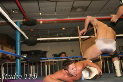 TRP 081126 - Travis Berg vs Frankie Arion
