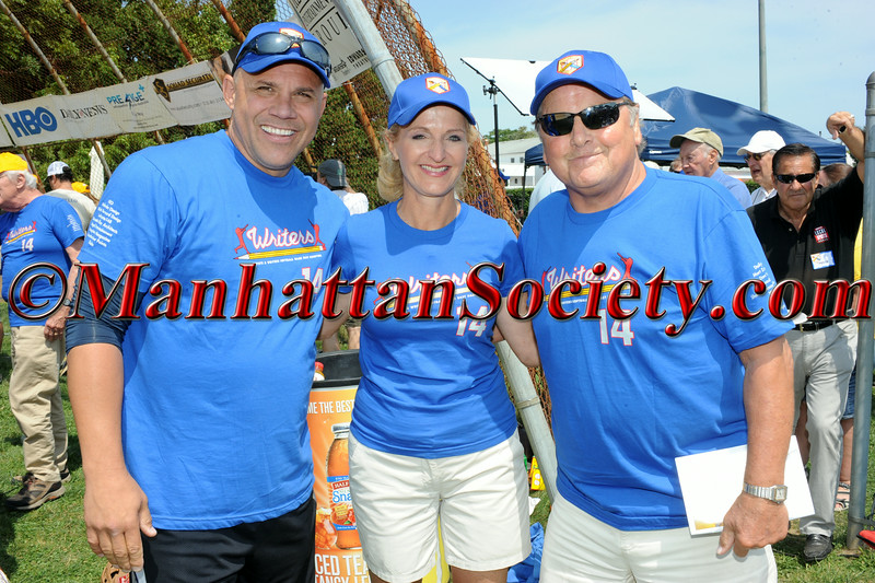 ARTISTS & WRITERS 66th Annual Charity Softball Game