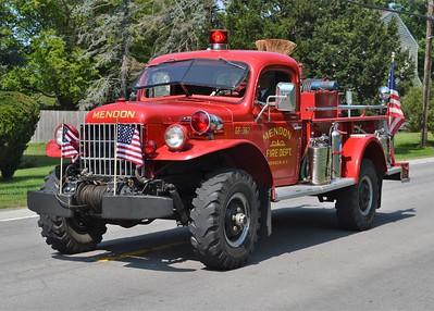 Parade - Mendon, NY F.D. - 9/11/21