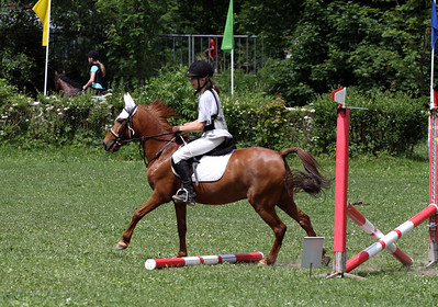 Kacka Horse Riding Competition