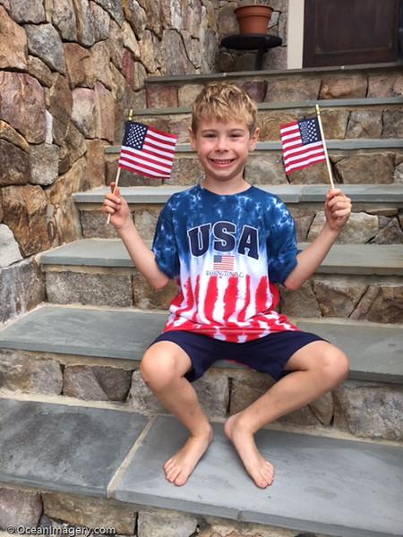 20160704 Arlington, VA. - Happy Independence Day!