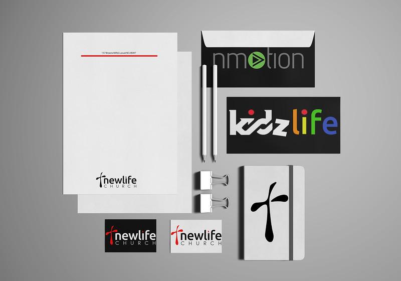 NewLife Ministry & Church Logo Refresh
