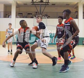 Hornets vs Team DGBH