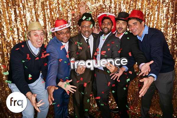Frequence Holiday Party 2019