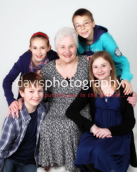 Forde Family Portraits