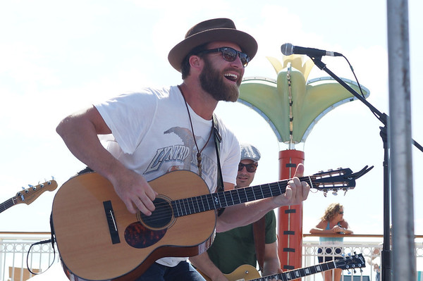 Drake White concert photos Simple Man Cruise
