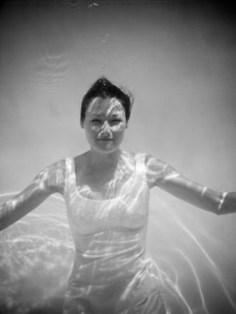 Underwater Bride- Rosalyn