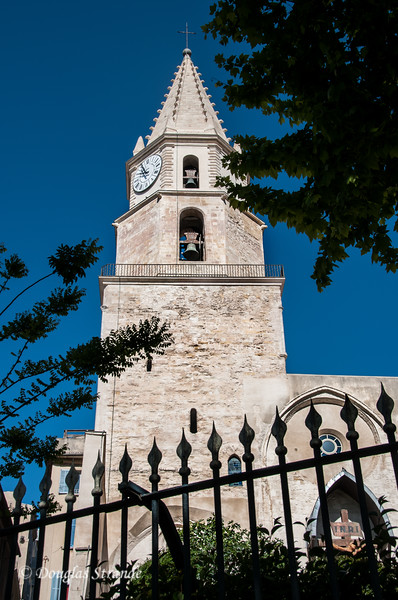 Marseille, France: Clocher des Accoules Bell Tower