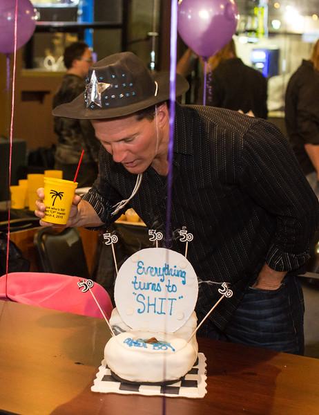 Brent Hanlin 50th Birthday
