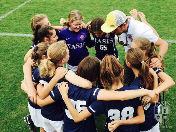 TASIS Middle School  Fall Soccer