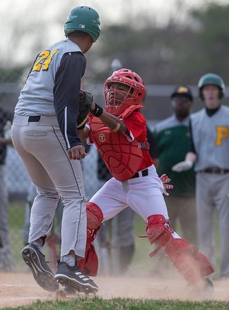 High School Baseball: Parkdale at Suitland