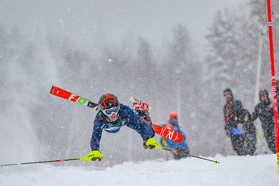 2018-03-09 Slalom Boys Run #2